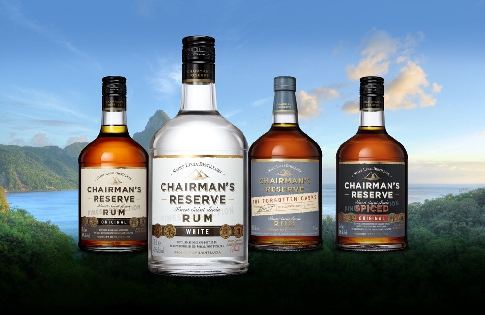 Chairman's Reserve Rum Masterclass 26/3/21 @7pm