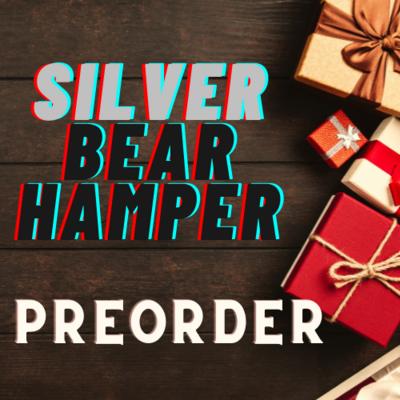 Silver Bear hamper