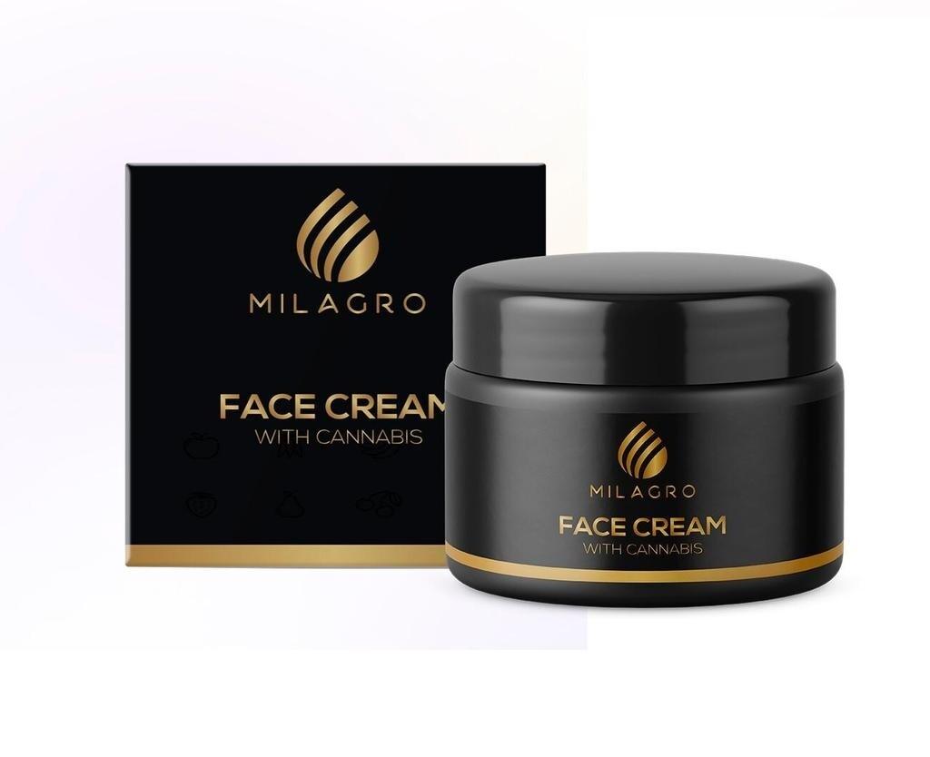 Hemp/Cbd Face Cream