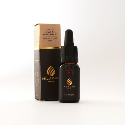 Hemp/Cbd -250mg 10ml