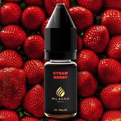 Hemp/Cbd Strawberry 200mg vape juice