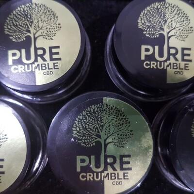 95% Cbd Crumble-- Terpene Infused 1 Gram