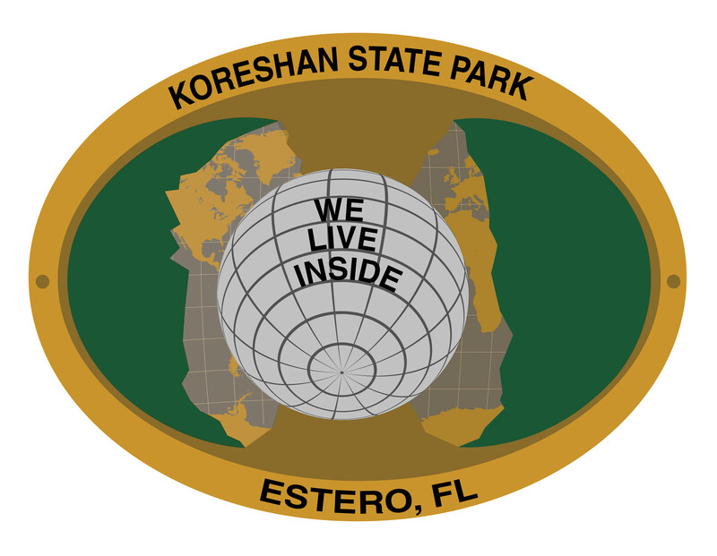 Sticker - We Live Inside