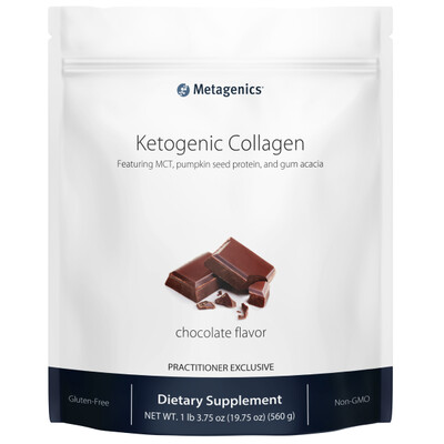 Ketogenic Collagen - Chocolate