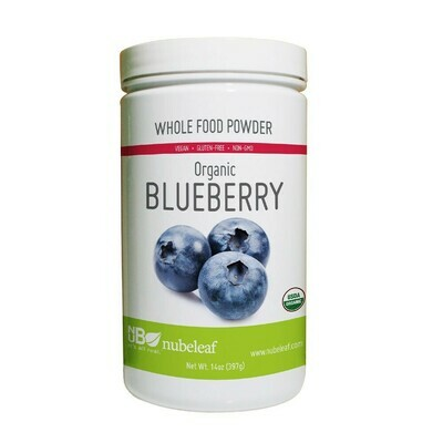 Organic Blueberry 14oz