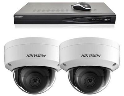 Hikvision camerabeveiliging