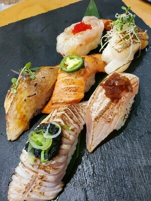 Assorted Aburi