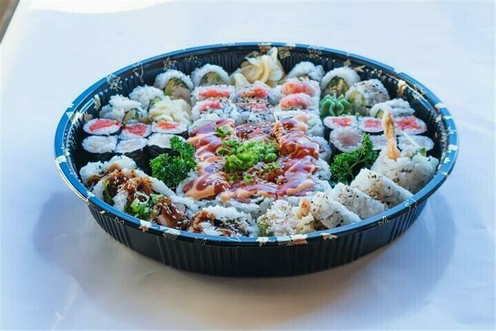 Sushi Roll Tray