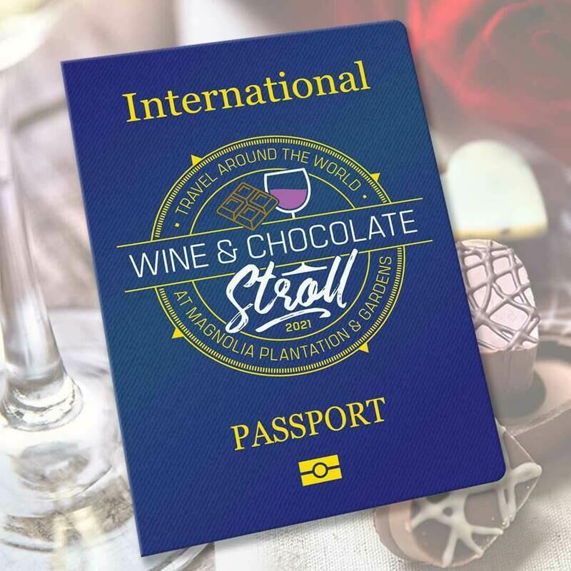 Wine & Chocolate Stroll  - February 13, 2021
