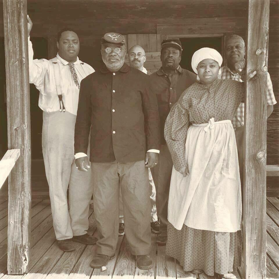Living History through the Eyes of the Enslaved