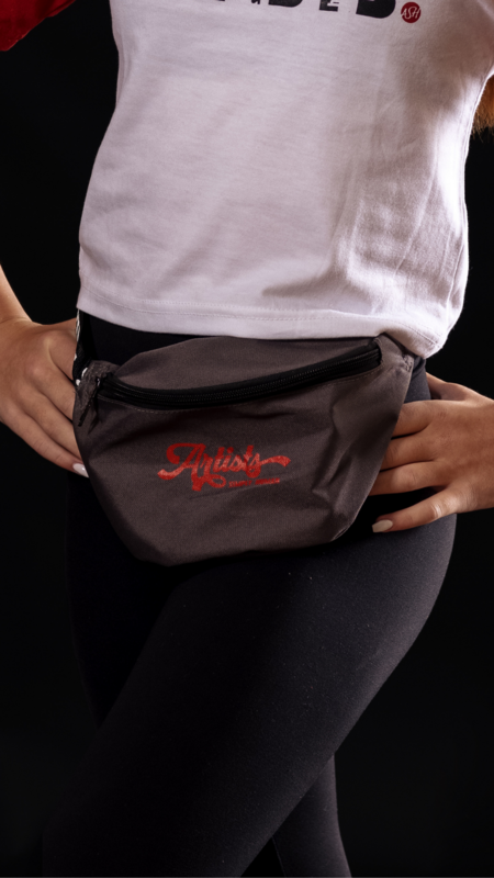 NYC Black Fanny Pack