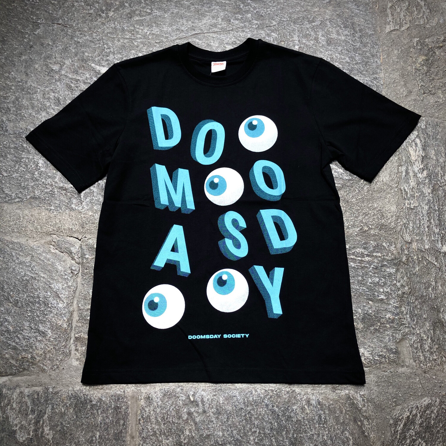 T-shirt Doomsday Eye Baller