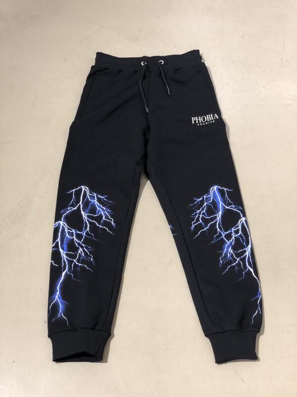 Pantaloni felpa Phobia Archive Neri