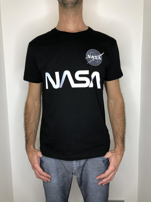 T-shirt Nasa reflective