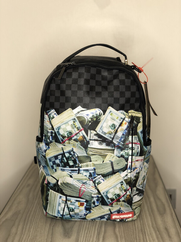 Zaino Sprayground New Money