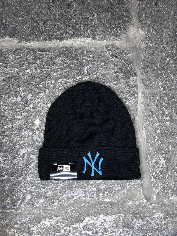 New York Yankees beanie NEW ERA nero blu