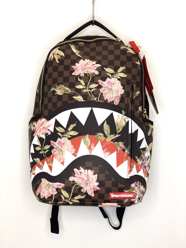 Zaino Shark Flower Sprayground