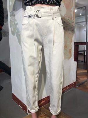 Pantalone morbido con cintura