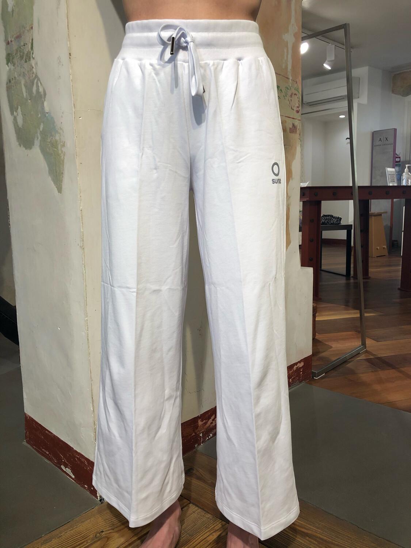 Pantalone palazzo felpa