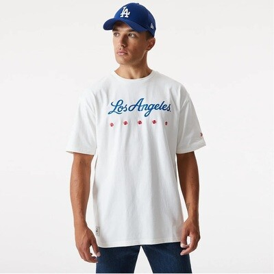 T-shirt New Era Los Angeles Baseball