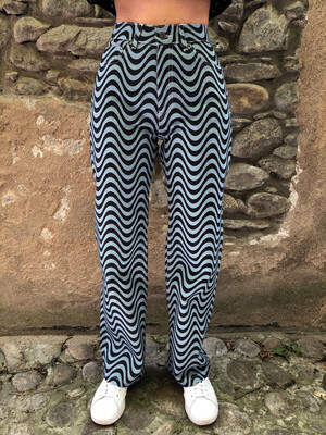 Wave jeans regular light blu Ragged