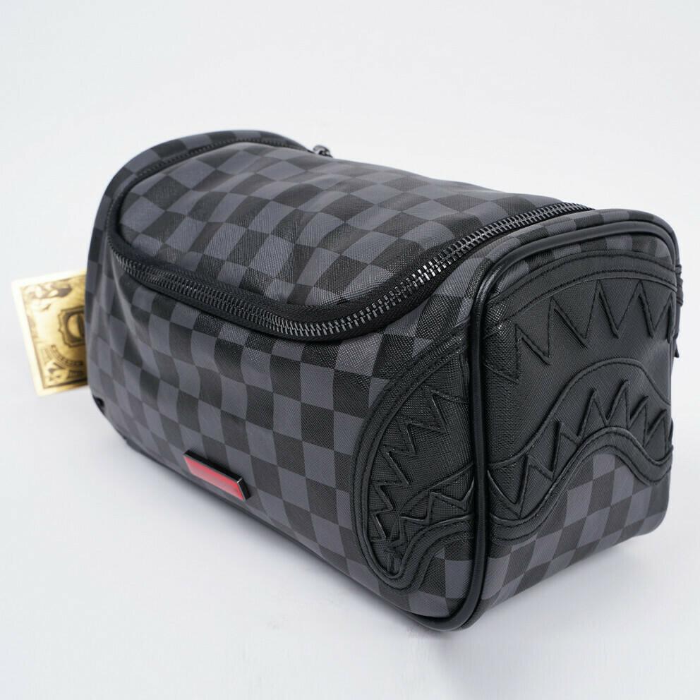 Henny black toeletry bag Sprayground