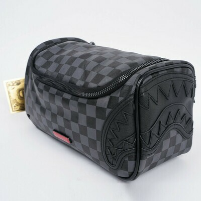 Henny black toeletry bag Sprayground