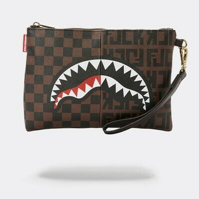 Pochette Split the check Sprayground