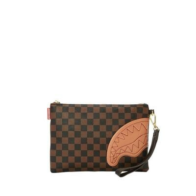 Pochette brown Henny Sprayground