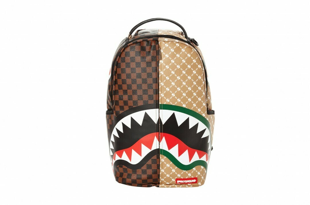 Zaino Paris vs Florence Sprayground
