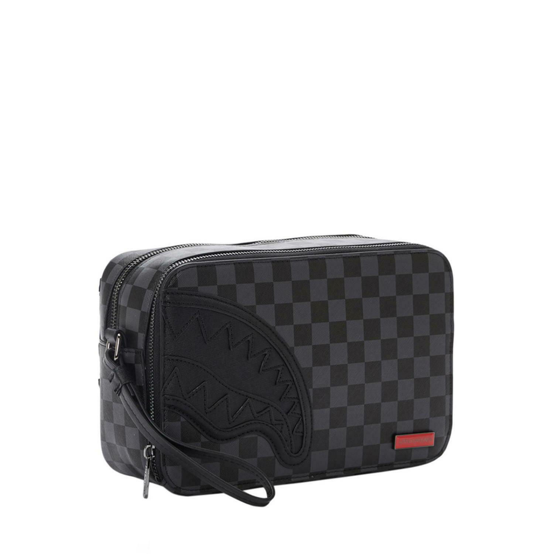 Square toeletry bag Henny black Sprayground