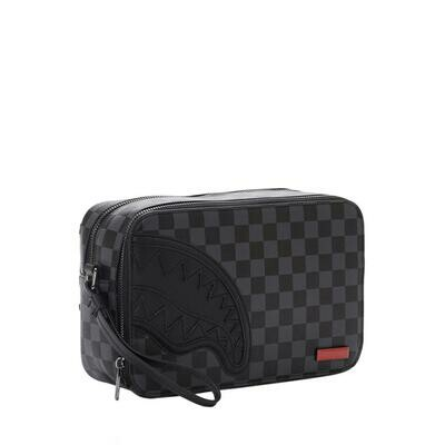 Square toeletry bag Henny black Sprayground