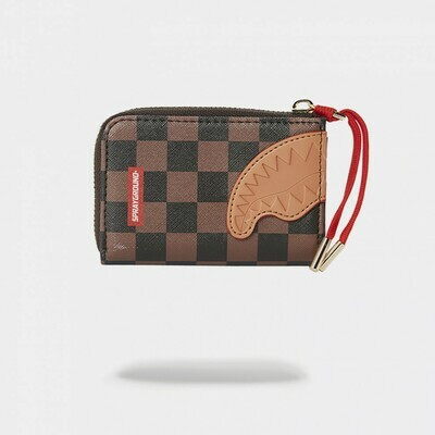Wallet brown Henny Sprayground