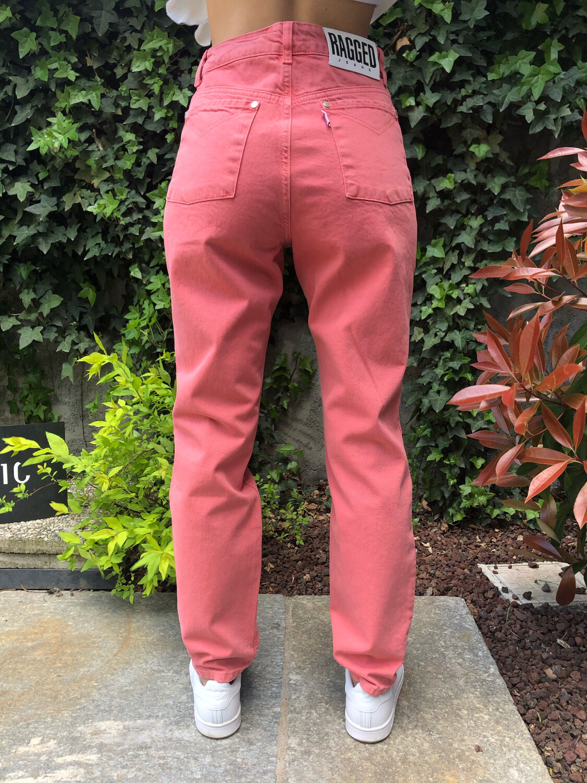 Jeans regular blossom pink Ragged