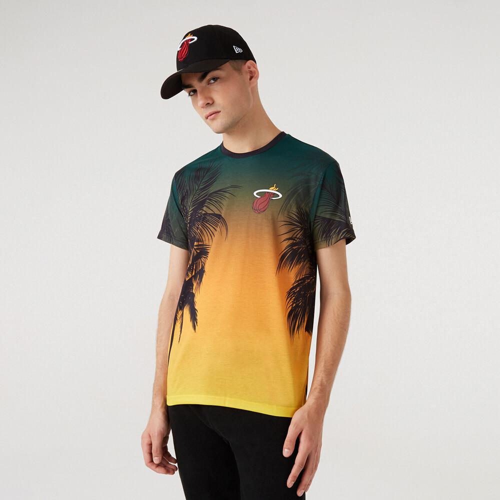 T-shirt Summer City Heats - New Era