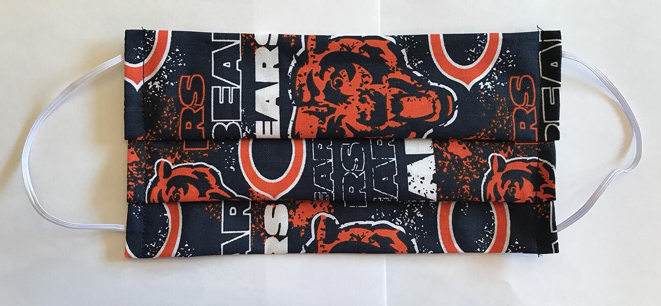 Bears Covid-19 Mask