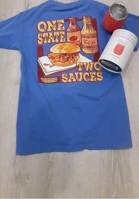 Old South One State Two Sauces