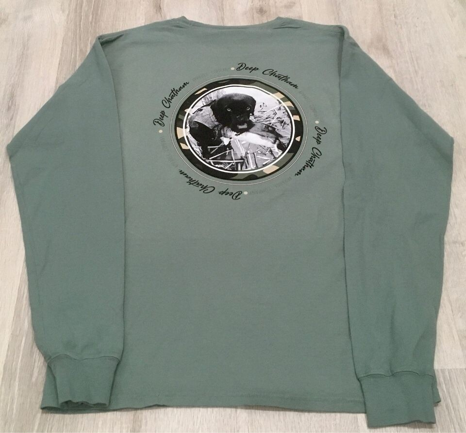 Deep Chatham Pepper's Prize Long Sleeve