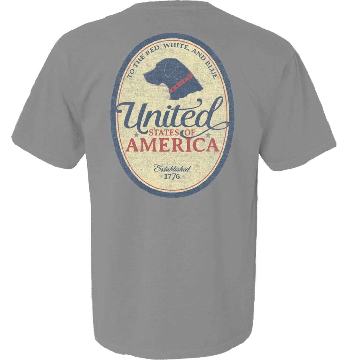 Southern Fried Cotton short sleeve United tee