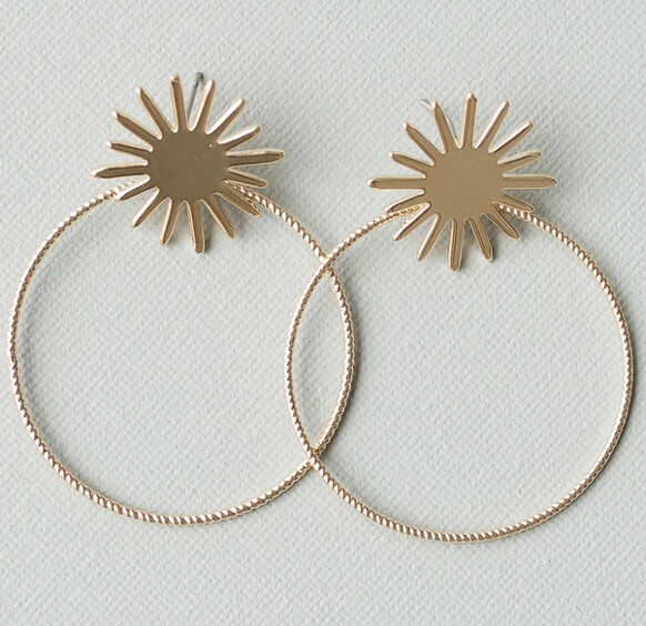 Michelle McDowell Demi Earrings