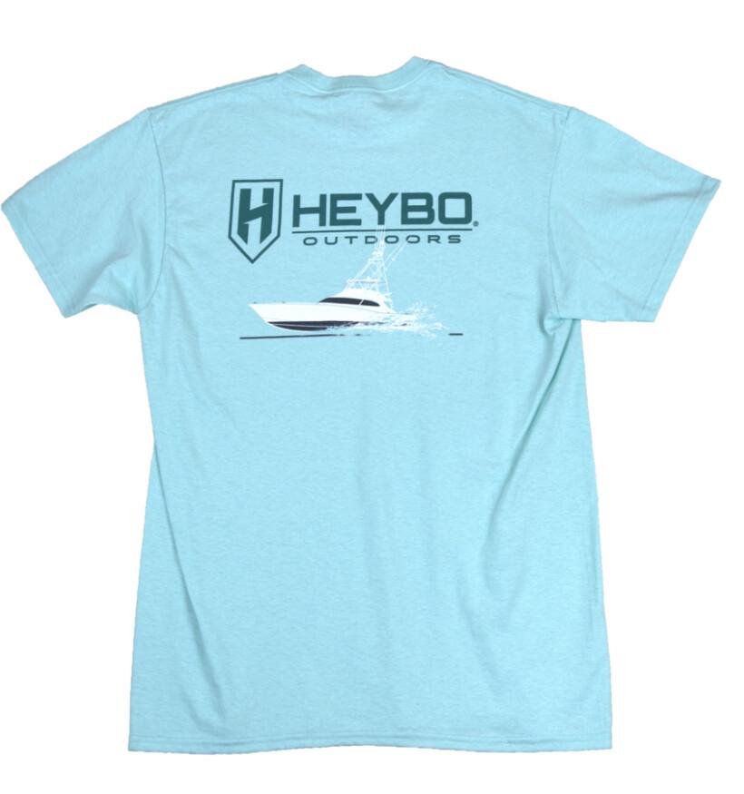 Heybo Sporty short sleeve tee