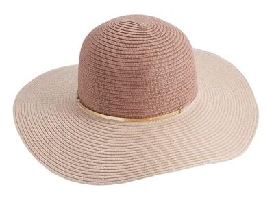 Mudpie Colorblock Sun Hat