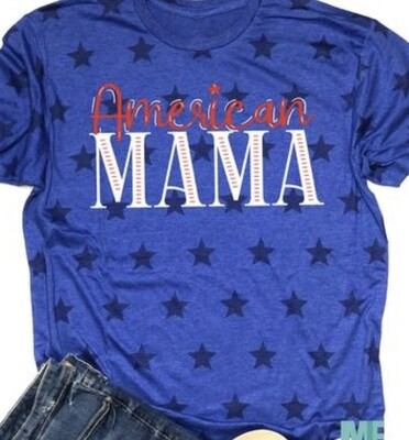 American Mama Tee