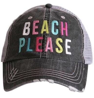 Beach Please (multicolored)
