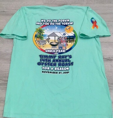 TR Cancer Fighters Short Sleeve tees