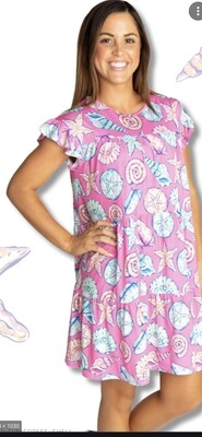 Simply Southern Tunic Shell Dress