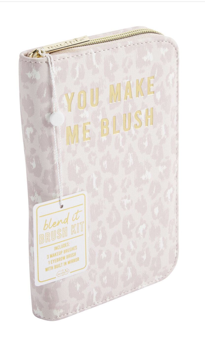 Mudpie Makeup Brush Kit