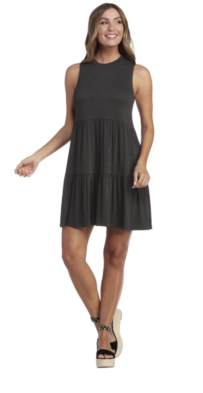 Mudpie Tully Tiered Dress