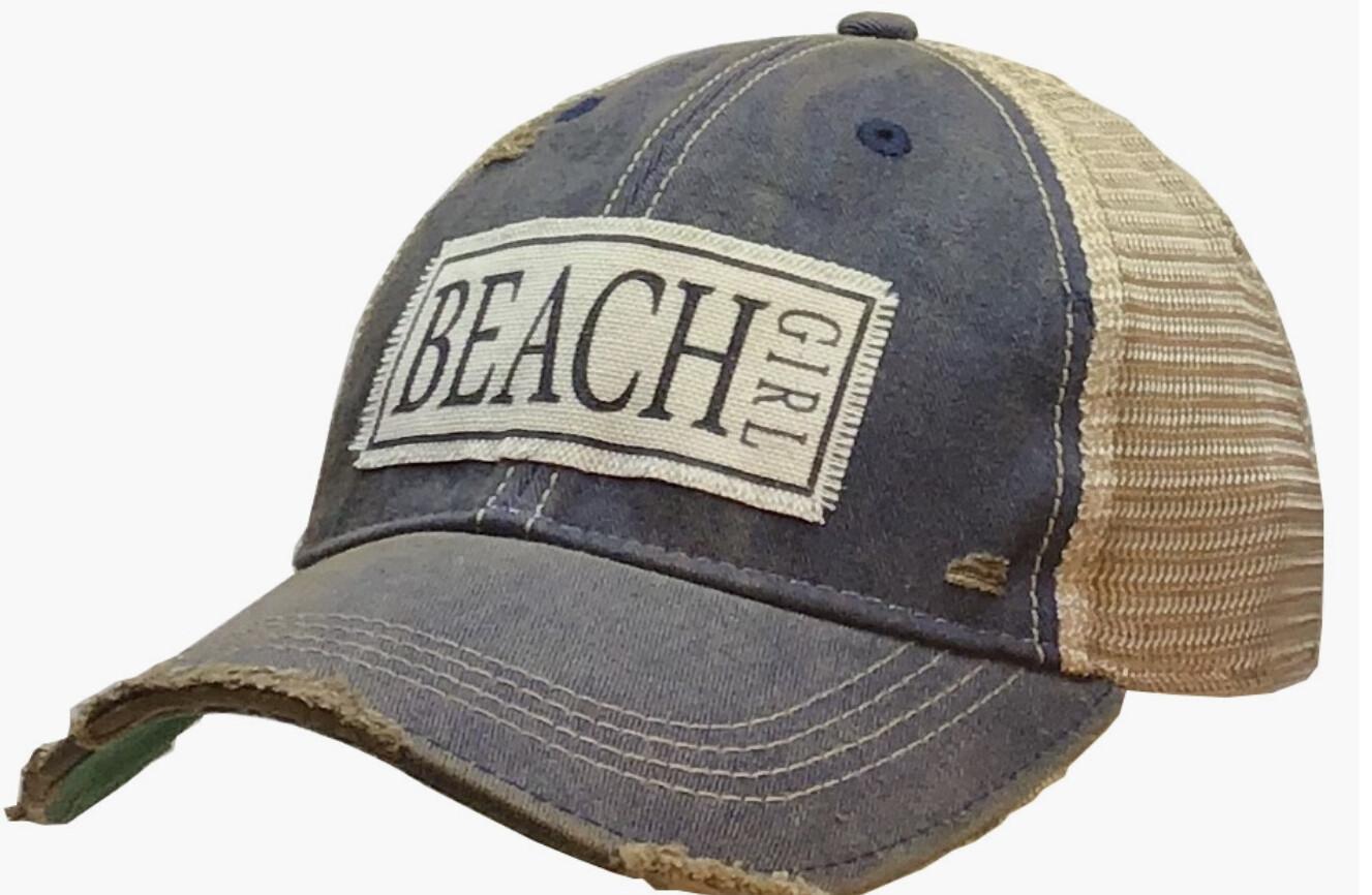 Vintage Distressed Trucker hats