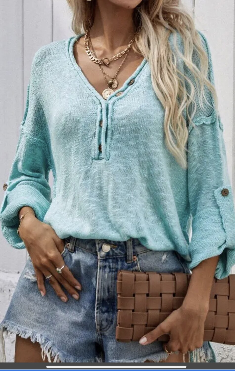 Chic Loose Long sleeve sweater